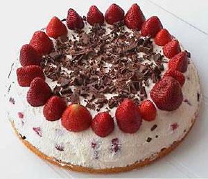 Epres mascarpone-torta