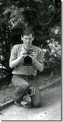 Ernszt Árpád fotósként is dokumentálta erdélyi útjait