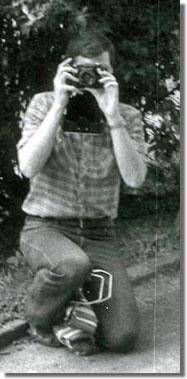 Árpád kamerája sosem volt tétlen...