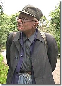 Pesti Laci bácsi a Népliget örökös főkertésze