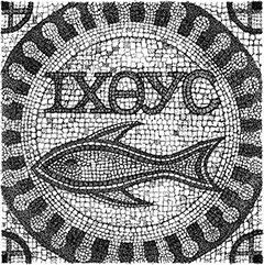 Az ókeresztények a hal jeléről ismerték fel egymást...