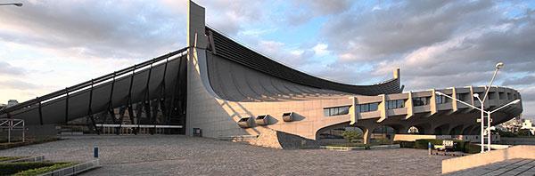 A Yoyogi-jégstadion