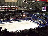 A Yoyogi-stadion jégpályája