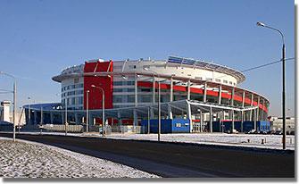 Jeges események idején előszeretettel nevezik Megasport Jégpalotának is