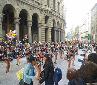 Az Ambróziai Karnevál Milánóban