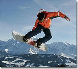 Hóágyúk az Alpokban