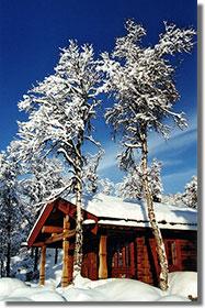 A norvégoknak a hó és a síkunyhó jelenti az üdülést