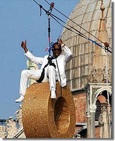 Coolio a 2006-os karnevál azóta bukott angyala