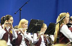Újévi koncert a Sportkastélyban