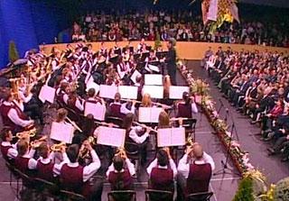 A Dohnányi zenekar a Sportkastélyban