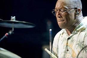 Billy Cobham, a jazz-rock legendás dobosa a SzeptEmber Feszt 2011-en