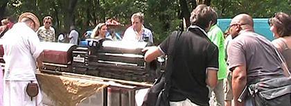 Billy Cobham és a SzeptEmber Feszt 2011 rétesvonata