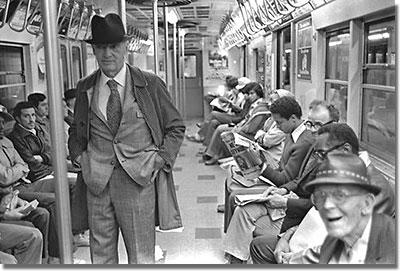 Ugyanolyan városi neurózisos volt, mint Woody Allen