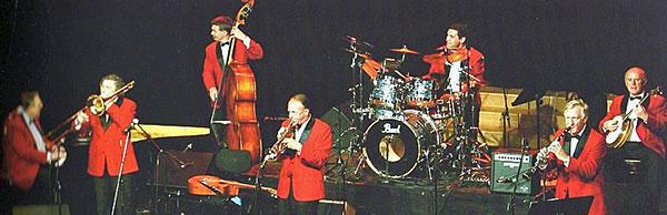 A Benkó Dixieland Band