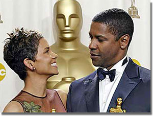 Halle Berry és Denzel Washington