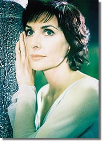 Enya a Grammy-díjas ír énekesnő