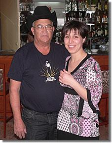 Máté Zsuzsa és Eliades Ochoa