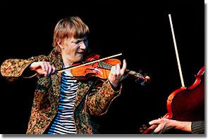 Lajkó Félix a 2011. május 13-i szolnoki koncerten (fotó: ANKK)